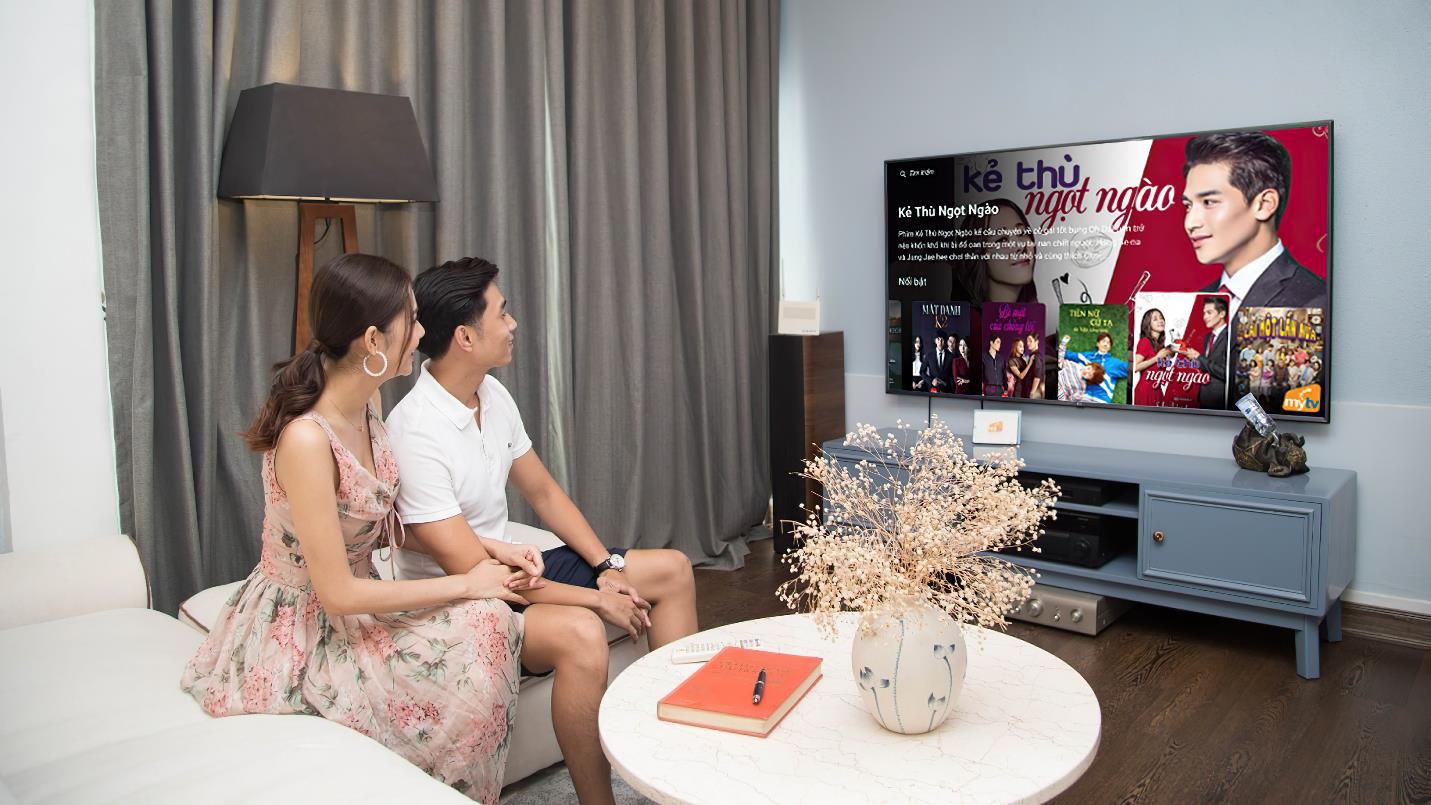Giãn cách xã hội, người Việt khám phá niềm vui trong những hoạt động giải trí tại gia cùng truyền hình MyTV - ảnh 2