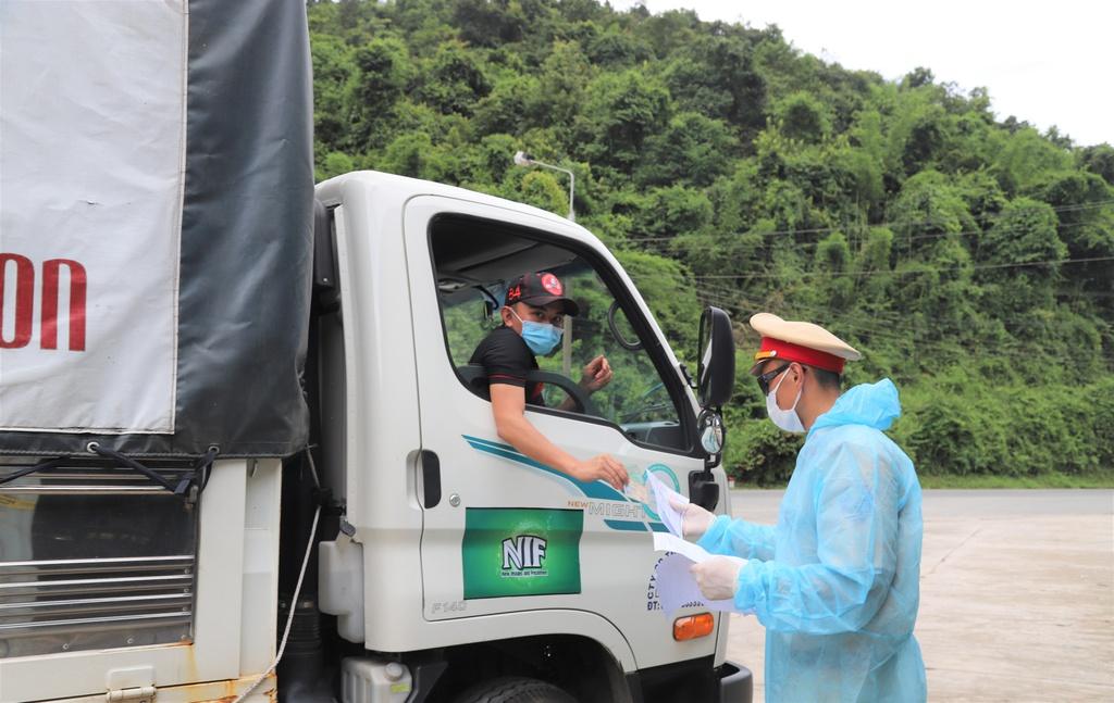 Công bố luồng xanh vận tải trên địa bàn tỉnh Lâm Đồng - ảnh 5