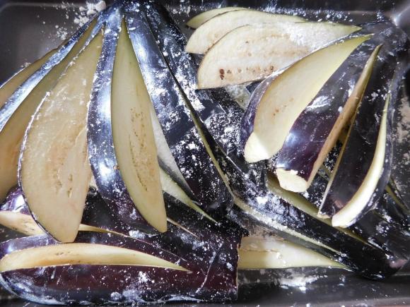 Công thức cà tím sốt tôm thịt hấp dẫn, đưa cơm - ảnh 4