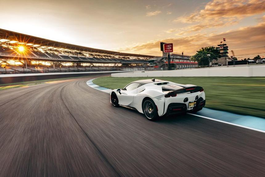Ferrari SF90 Stradale lập kỷ lục tăng tốc 0-100 km/h trong 2 giây - ảnh 20