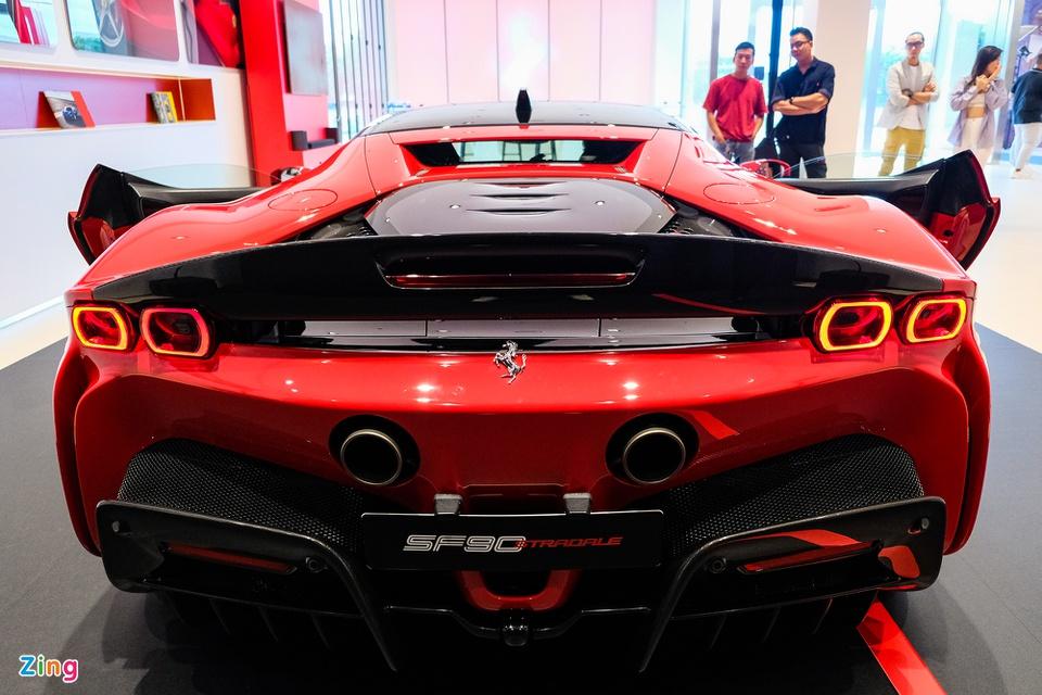 Ferrari SF90 Stradale lập kỷ lục tăng tốc 0-100 km/h trong 2 giây - ảnh 23