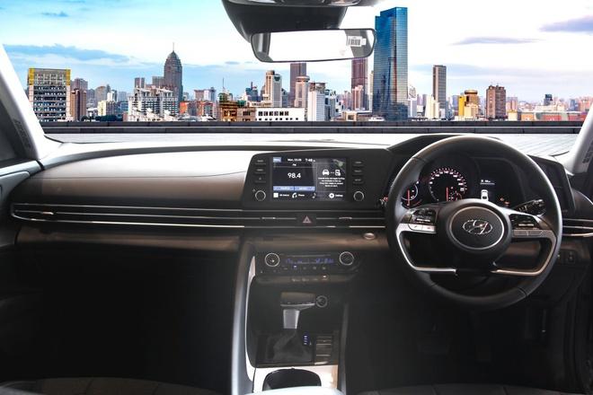 Hyundai Elantra 2022 sắp về Việt Nam có những thay đổi gì đặc biệt? - ảnh 7