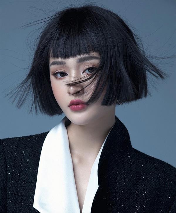 Tóc duỗi đẹp: Top 20 kiểu tóc tự nhiên hot nhất dẫn đầu xu hướng hiện nay - ảnh 17