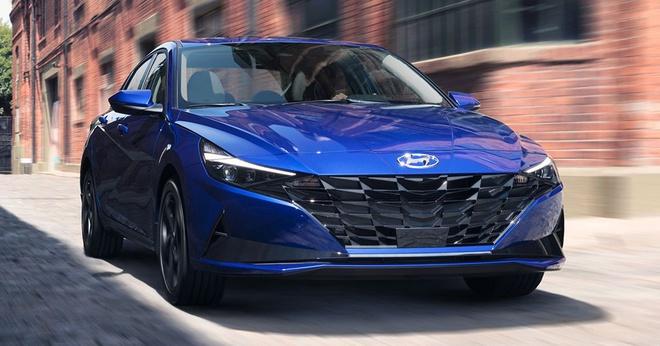 Hyundai Elantra 2022 sắp về Việt Nam có những thay đổi gì đặc biệt? - ảnh 6