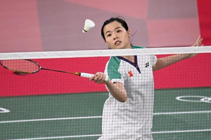 Khán giả bất bình vì không được xem Thùy Linh đánh bại tay vợt Pháp tại Olympic Tokyo 2020 - ảnh 2