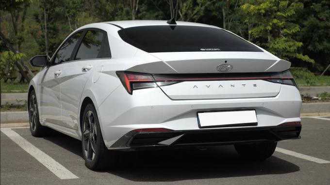 Hyundai Elantra 2022 sắp về Việt Nam có những thay đổi gì đặc biệt? - ảnh 5
