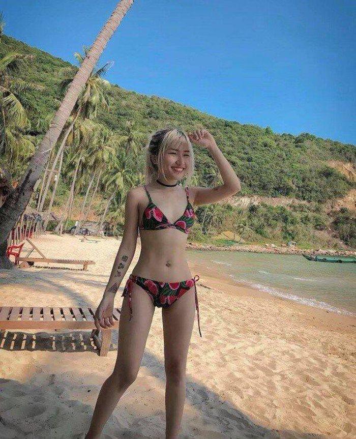 Bộ ảnh 'nóng bỏng mắt' của dàn nữ streamer nổi tiếng nhất Việt Nam - ảnh 11