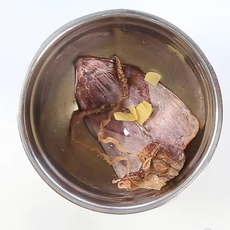 2 cách làm mực khô xào chua ngọt và xào me dễ ăn dễ nghiện đơn giản - ảnh 4