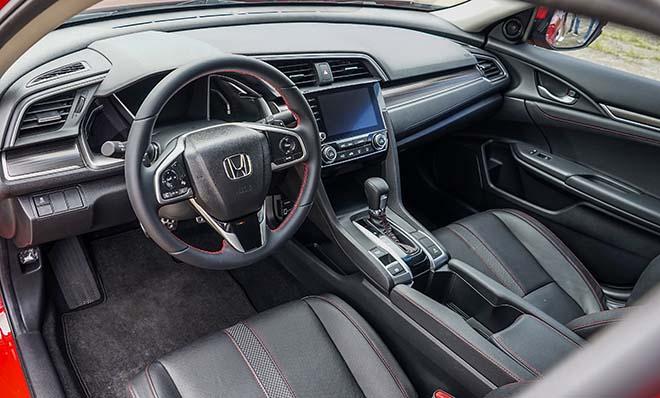 Giá xe Honda Civic lăn bánh tháng 7/2021 - ảnh 7