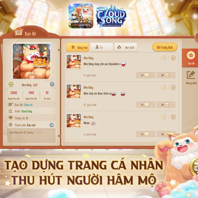 Cloud Song VNG mở đăng ký sớm với tổng giá trị giải thưởng lên đến 1 tỷ đồng - ảnh 6