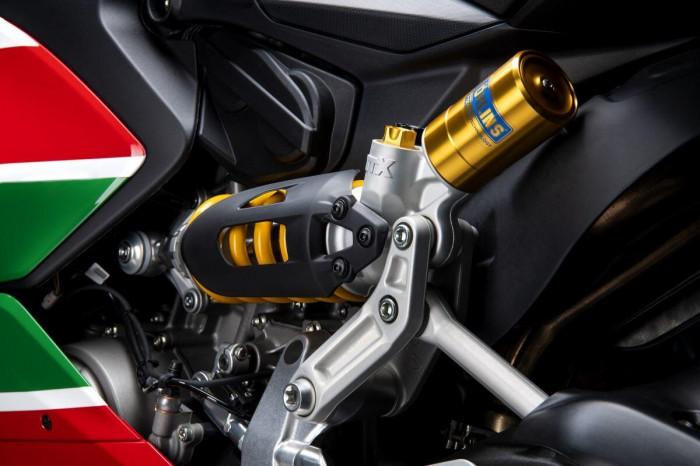Cận cảnh Ducati Panigale V2 phiên bản đặc biệt - ảnh 6