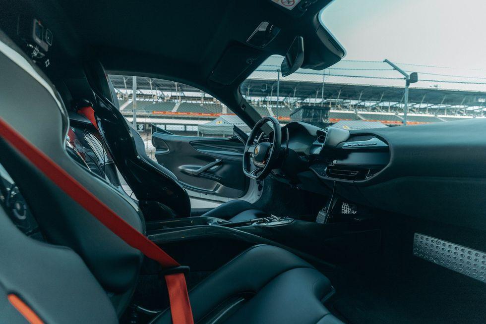 Ferrari SF90 Stradale lập kỷ lục tăng tốc 0-100 km/h trong 2 giây - ảnh 17