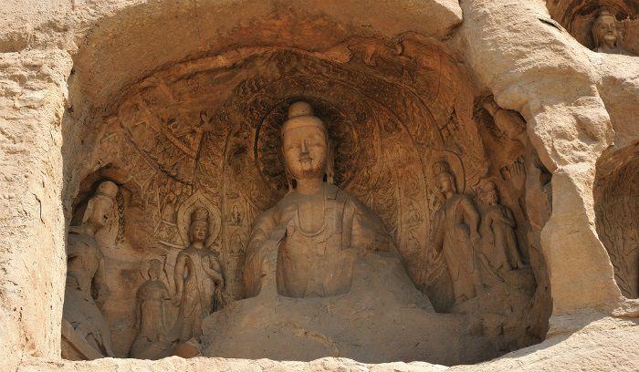 Hang đá Vân Cương, hang động hàng ngàn năm tuổi lưu giữ hơn 50.000 tượng Phật của Trung Quốc - ảnh 3