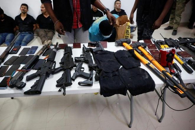 7 nghi phạm vụ ám sát Tổng thống Haiti từng được Mỹ huấn luyện - ảnh 2