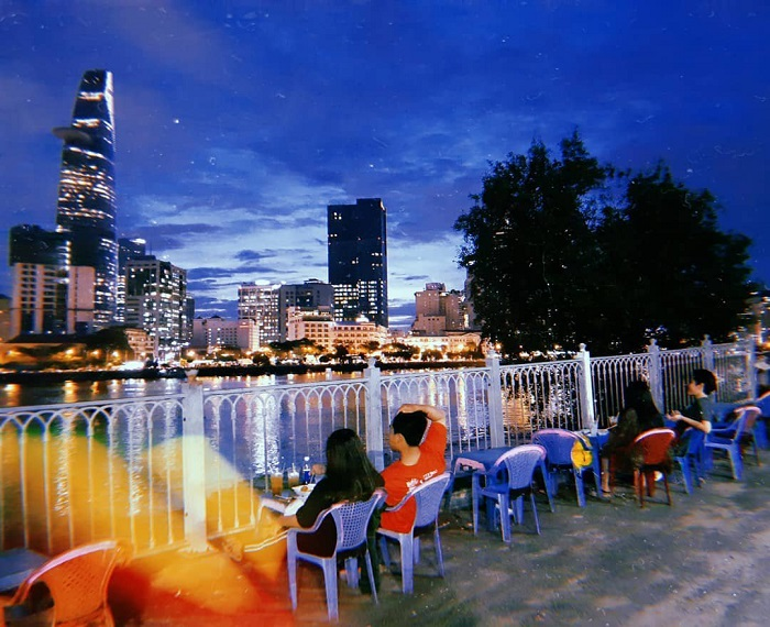 Nóc Hầm Thủ Thiêm – địa điểm vui chơi, ngắm cảnh và sống ảo siêu đẹp tại Sài Gòn - ảnh 4