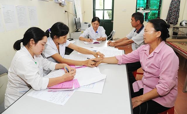 Bảo hiểm y tế vì mục tiêu bảo vệ, nâng cao sức khỏe cho nhân dân - ảnh 3