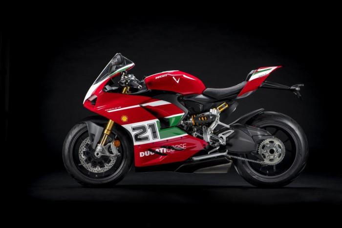 Cận cảnh Ducati Panigale V2 phiên bản đặc biệt - ảnh 5