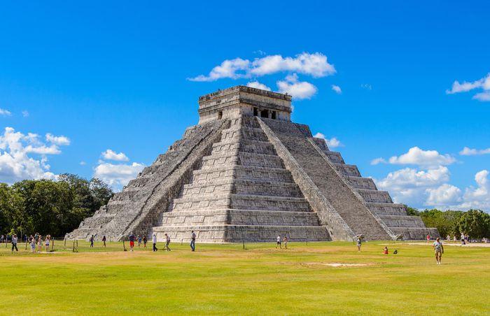 8 công trình kiến trúc kim tự tháp độc đáo - ảnh 4