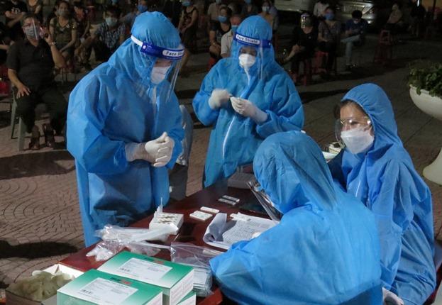 Nghệ An ghi nhận 4 trường hợp dương tính với SARS-CoV-2 - ảnh 2