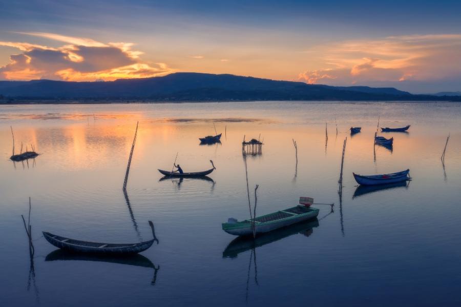 Gành Đá Đĩa Phú Yên tuyệt đẹp qua lăng kính vlogger Bùi Tiên Phong - ảnh 11