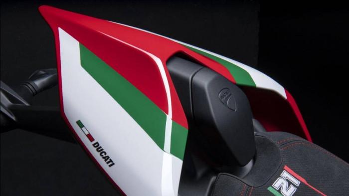 Cận cảnh Ducati Panigale V2 phiên bản đặc biệt - ảnh 4