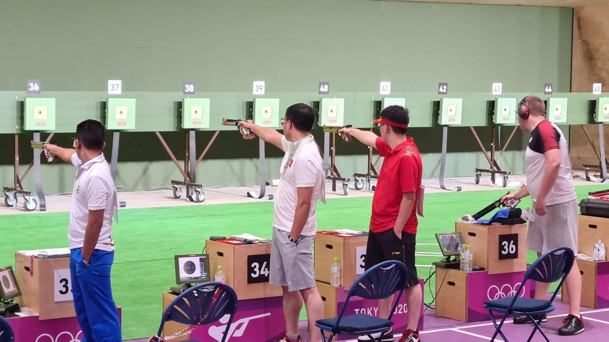 Thể thao Việt Nam tại Olympic Tokyo: Nguyễn Văn Đương thắng trận, Kim Tuyền lỡ trận tranh HCĐ - ảnh 7