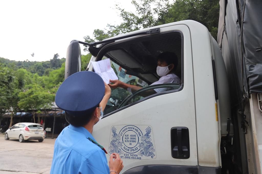 Công bố luồng xanh vận tải trên địa bàn tỉnh Lâm Đồng - ảnh 3