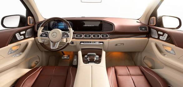 Mercedes-Maybach GLS 600 4MATIC ra mắt thị trường Việt Nam - ảnh 5