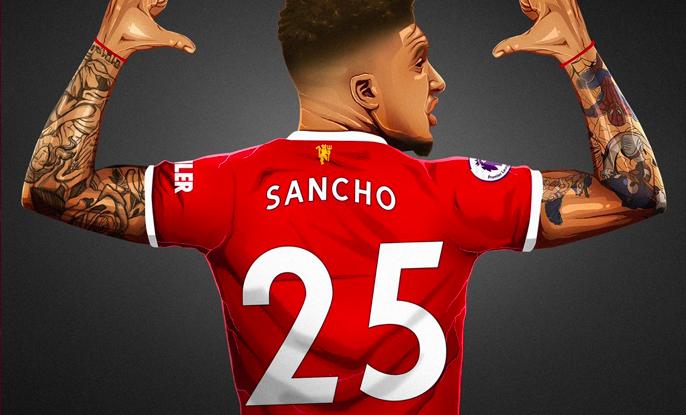 CHÍNH THỨC! Công bố số áo Sancho ở M.U, tất cả phải bất ngờ - ảnh 2