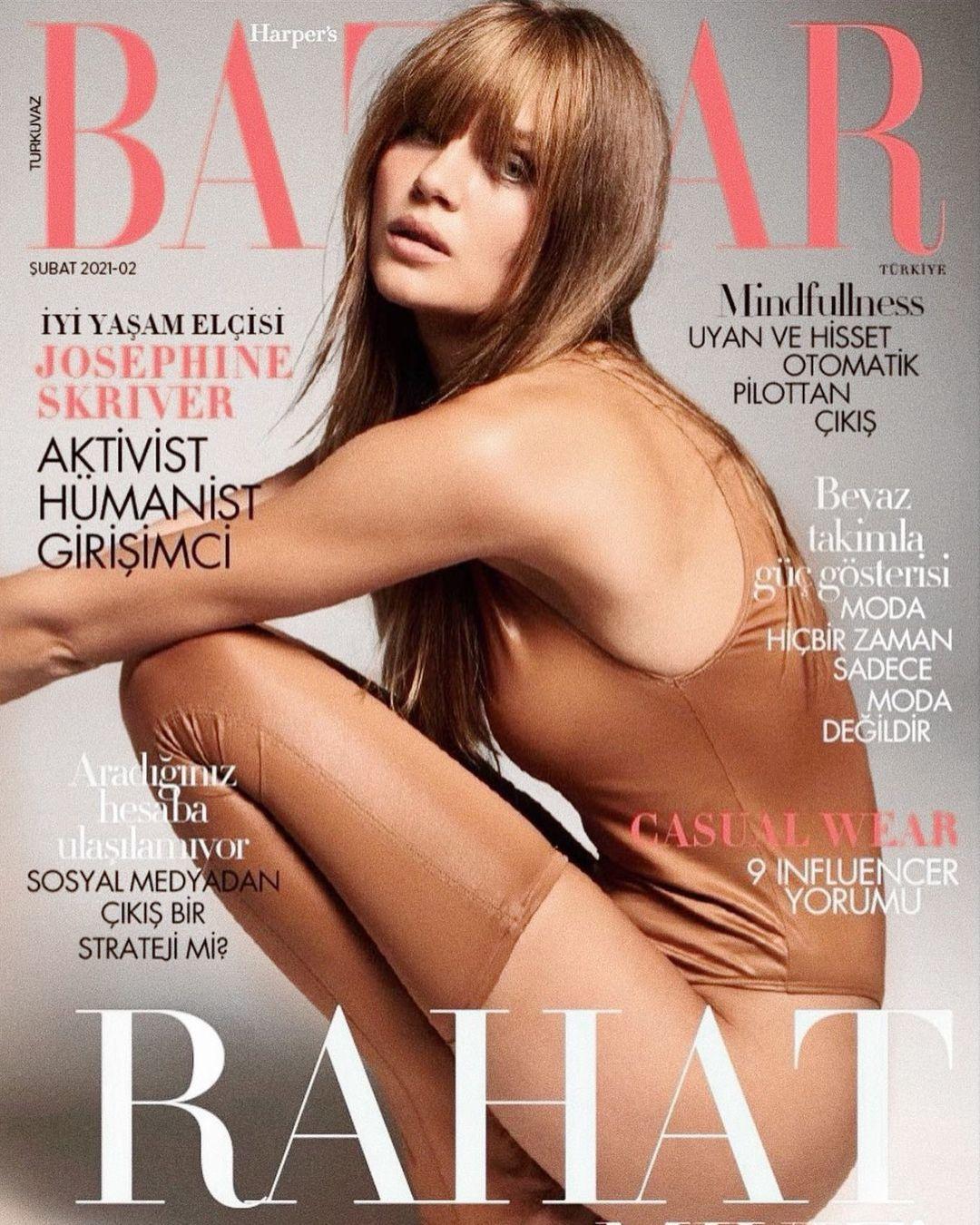 Người mẫu Đan Mạch: 'Tôi tự hào khi chụp ảnh nội y' - ảnh 10