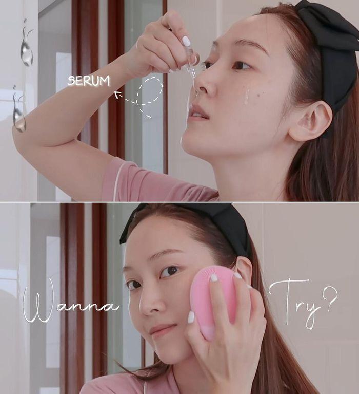 Jessica Jung gây ấn tượng với mặt mộc ở tuổi 32 - ảnh 4