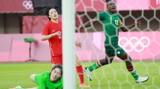 Bóng đá nữ Nhật Bản và Trung Quốc gây thất vọng tại Olympic Tokyo - ảnh 2