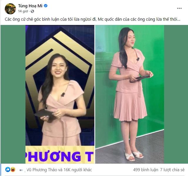 """Bị lập tài khoản facebook giả mạo, """"MC quốc dân"""" Phương Thảo tuyên bố một câu """"xanh rờn"""" - ảnh 6"""