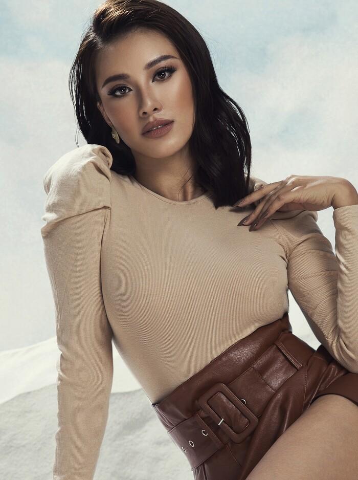 National Costume của Kim Duyên gửi tới Miss Universe mang đậm văn hóa miền Tây: Cầu kì hơn cả Kén Em - ảnh 3