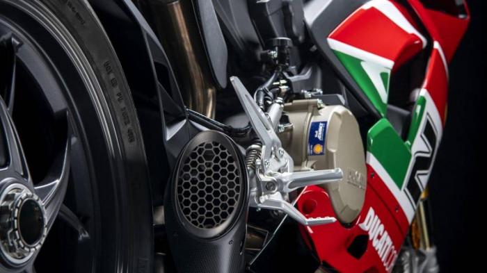 Cận cảnh Ducati Panigale V2 phiên bản đặc biệt - ảnh 8