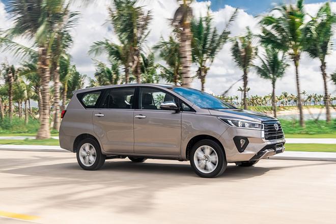 Giá xe Toyota Innova lăn bánh tháng 7/2021 - ảnh 3