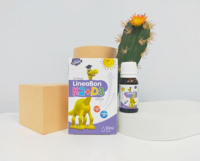 Lý do mẹ nên chọn LineaBon hỗ trợ tăng chiều cao cho trẻ - ảnh 2