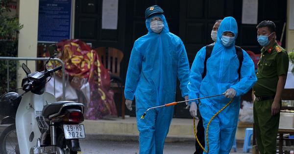 Hà Nội: Cách ly y tế tòa chung cư ở Khu đô thị Ngoại giao đoàn; Khởi tố vụ án hình sự con làm lây lan dịch bệnh truyền nhiễm nguy hiểm cho mẹ - ảnh 16