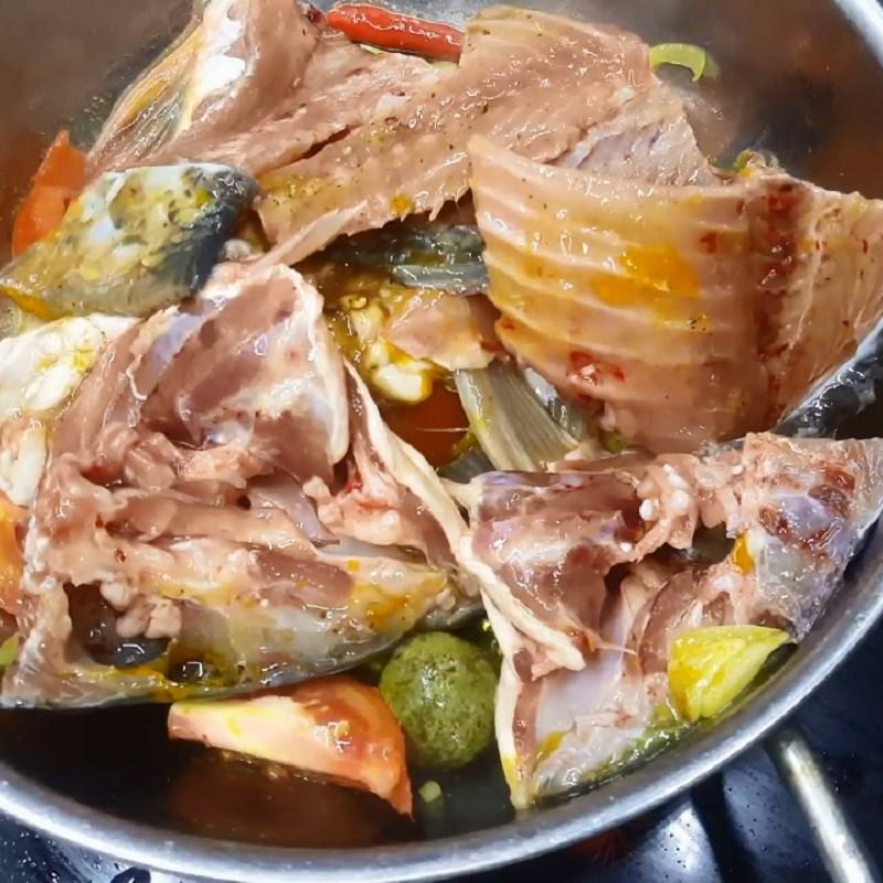 Cách làm măng xào cà chua đậm đà, hao cơm, cực đơn giản - ảnh 15