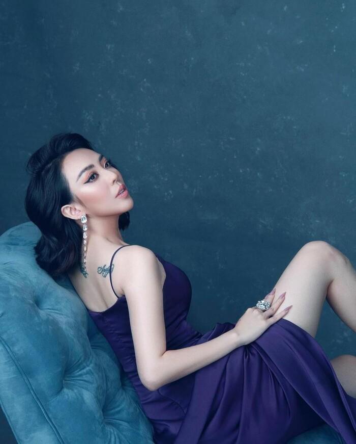 Tiến Luật ''nóng mắt'' khi thấy bà xã Thu Trang thường xuyên tung ảnh ''thả thính'' gợi cảm - ảnh 6