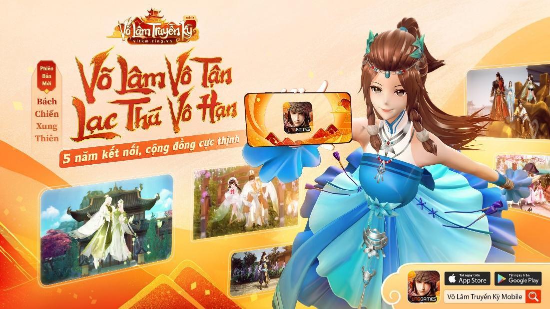 Môn phái mới Xung Tiêu được nhân sĩ VLTK Mobile tin dùng trong mọi hoạt động - ảnh 9