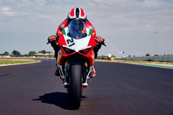 Cận cảnh Ducati Panigale V2 phiên bản đặc biệt - ảnh 21