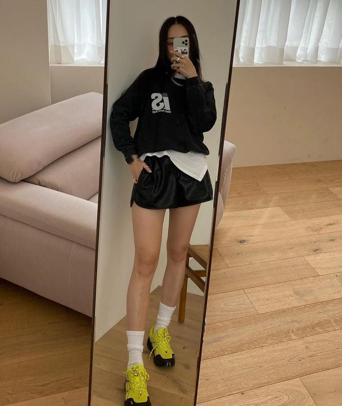 Tae Yeon dạo này mặc đẹp mê mẩn, hóa ra đứng sau là stylist không thể đỉnh hơn - ảnh 9