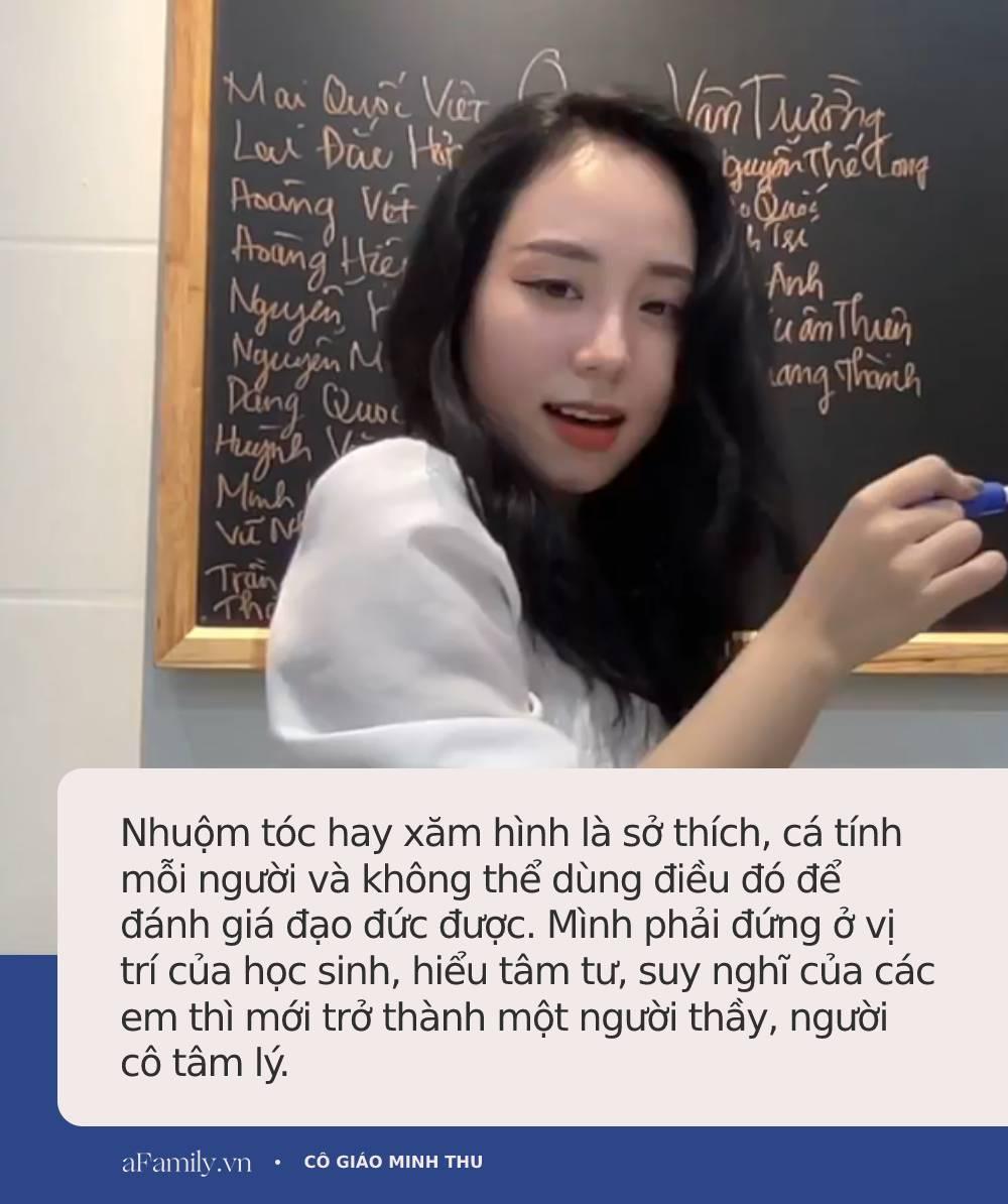 Bị chê kẻ mắt lỗi ngay trên livestream, cô giáo Vật lý hot nhất MXH phản ứng thế nào? - ảnh 5