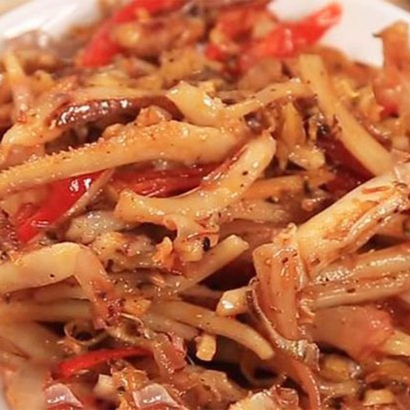2 cách làm mực khô xào chua ngọt và xào me dễ ăn dễ nghiện đơn giản - ảnh 32