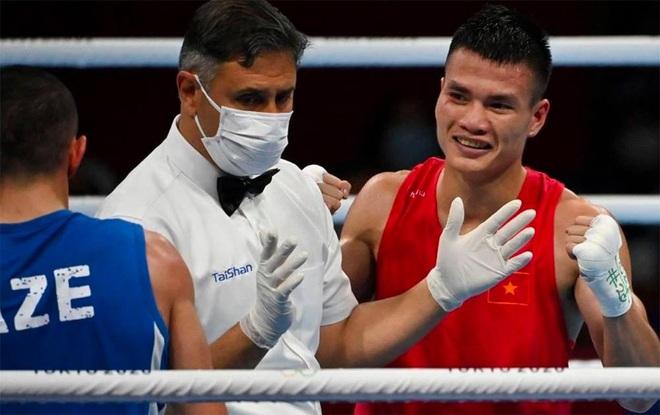 Nguyễn Văn Đương thắng nghẹt thở, boxing hy vọng huy chương Olympic - ảnh 2