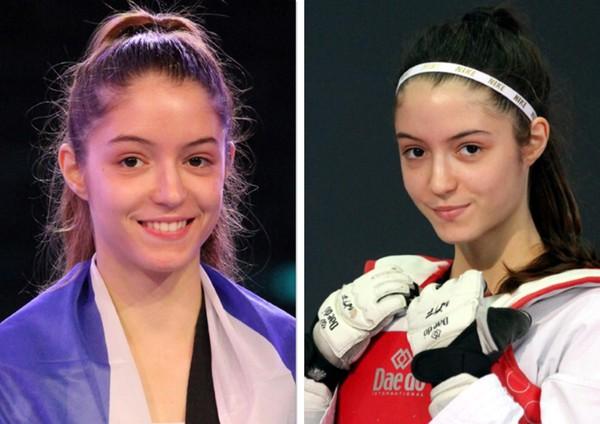 [ẢNH] Nữ võ sỹ tuổi teen gây sốt ở thảm đấu Olympic Tokyo - ảnh 2
