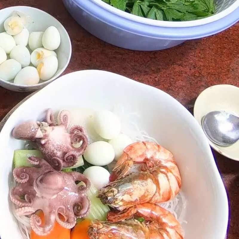 Cách làm mực khô xào dứa chua ngọt hấp dẫn bắt cơm ai cũng mê - ảnh 29
