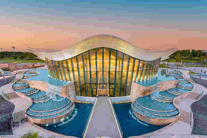 Bể bơi sâu nhất thế giới - ảnh 2