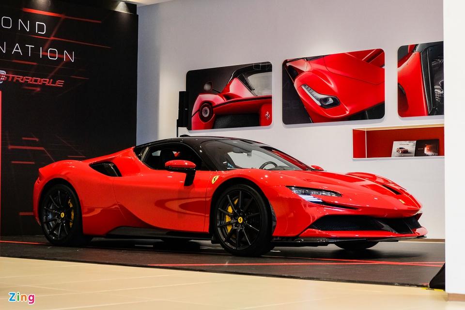 Ferrari SF90 Stradale lập kỷ lục tăng tốc 0-100 km/h trong 2 giây - ảnh 22